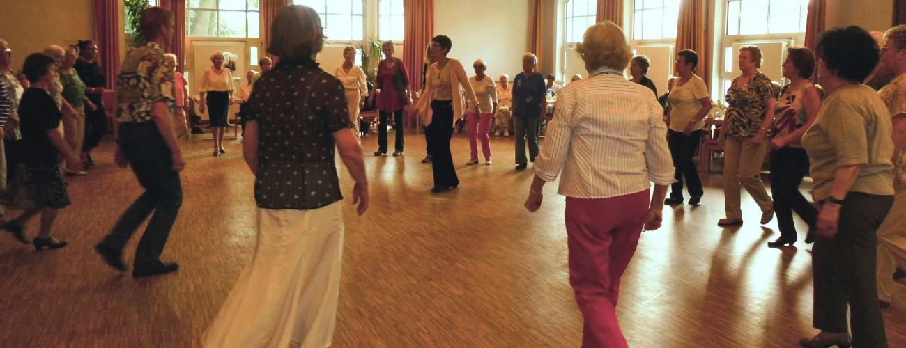 Swingtime beim Tanzen